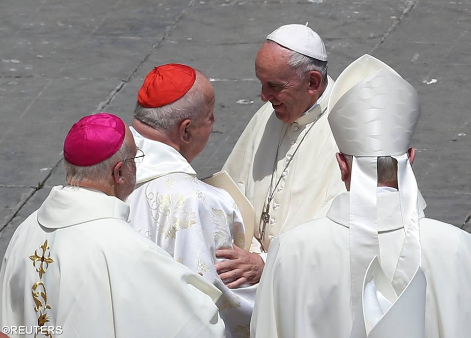 Watykan, 5 czerwca 2016 - 13331117_1221820741162861_567659041962961404_n.jpg