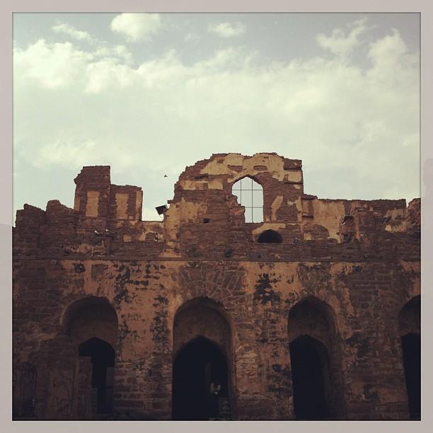Hyderabad - Rare Pictures - %2523hyderabad%2B%2523golkondafort%2B%2523architecture%2B%2523history