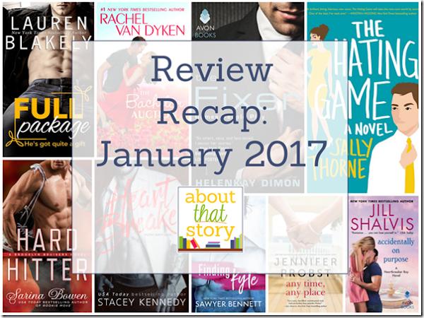 Review Recap: January 2017