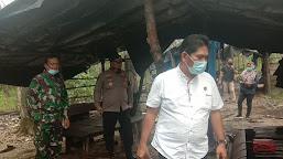Diduga Razia Bocor, Polisi Rusak Pabrik Pengolahan Minyak Ilegal