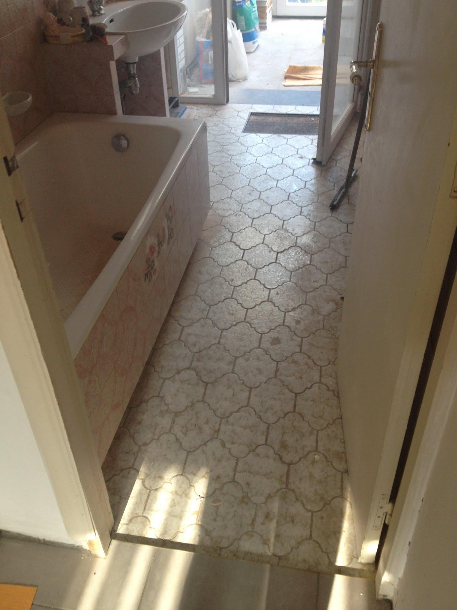 Réalisation rénovation d'une salle de bain avec douche italienne ...