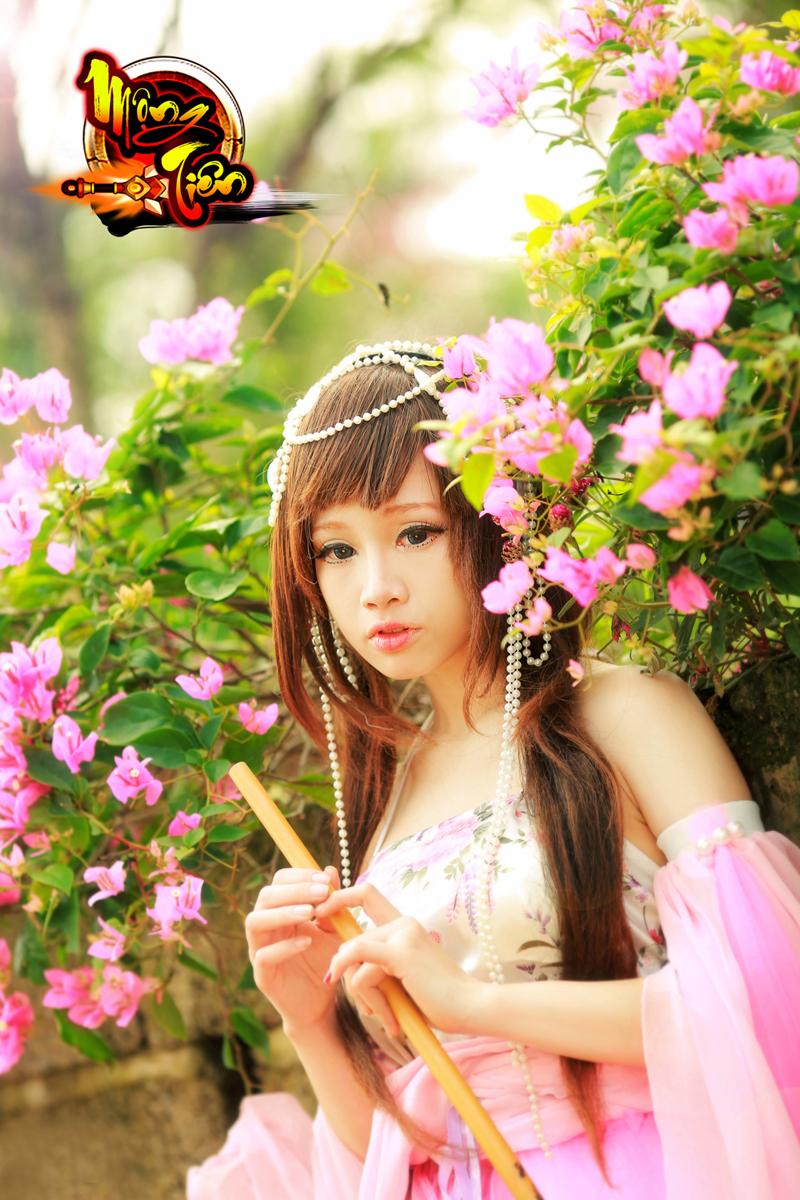 Ngự Thiên Huyền Nữ trong Mộng Tiên bước ra đời thực - Ảnh 14