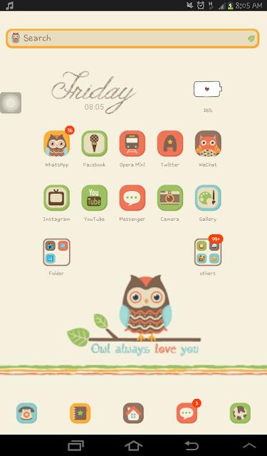 Obses dengan owl #part 1