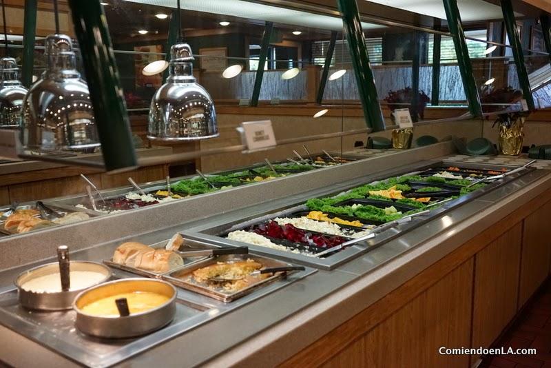 Asombroso Cocina Del País Hora De Buffet Motivo - Ideas de ...