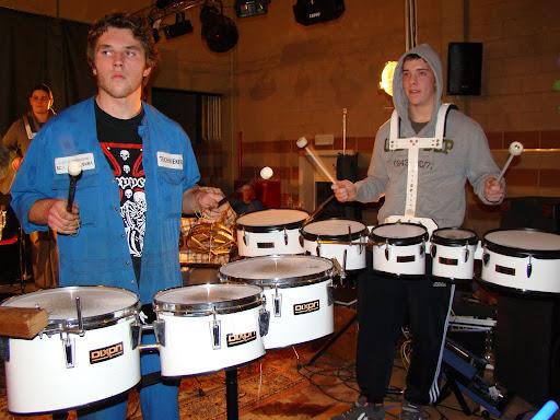 Concert 12 11 2010 Generale repetitie