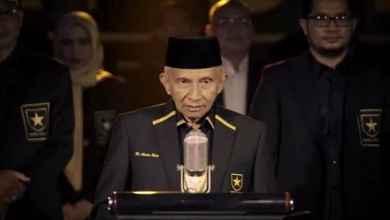 PDIP Semprot Amien Rais soal Pengangkat Isu Presiden 3 Periode: Tunjuk Hidung Saja, Siapa?