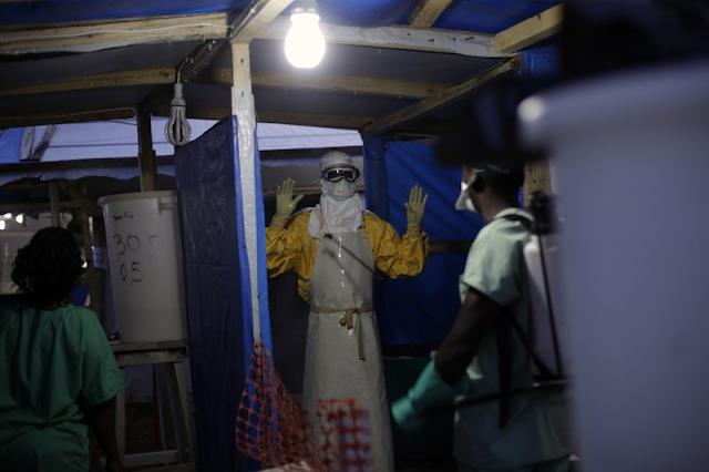 Guinea declares Ebola epidemic, neighboring countries act