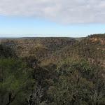 View up Erskine Creek from just below Pisgah Rock (143715)