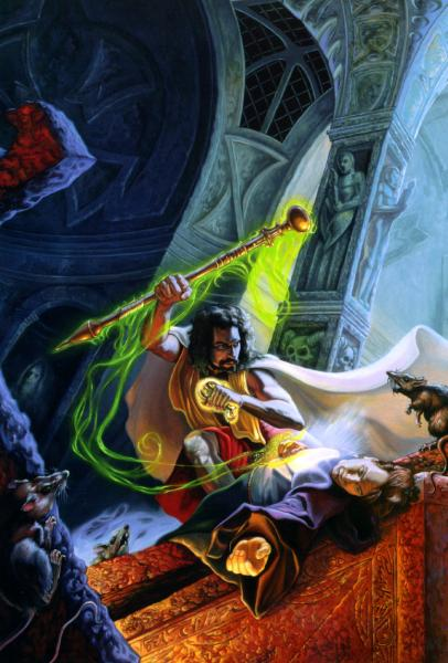 Hell Of Scary Slayer, Magick Warriors 4
