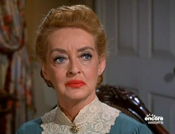 Bette Davis in The Virginian
