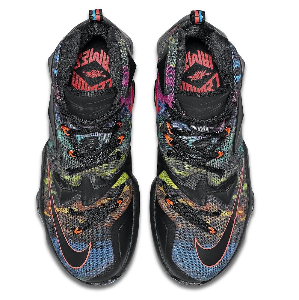 96dad788736 ... Release Redminer Nike LeBron XIII Akronite Philosophy ...