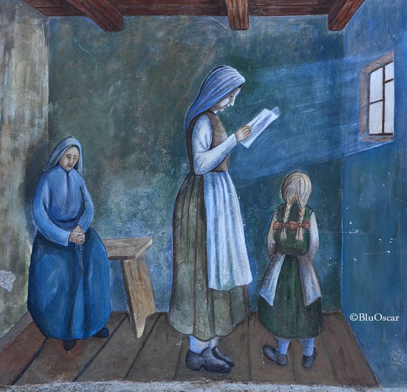 I murales di Cibiana 09 01 2019 N1