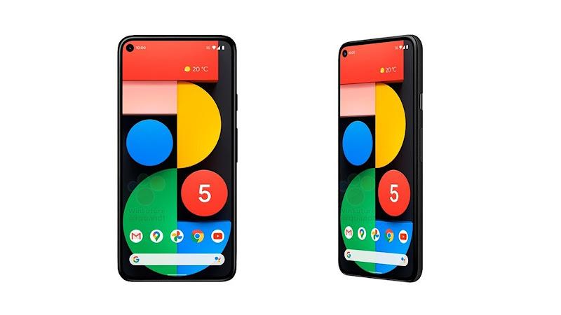 Google Pixel 5 maroc