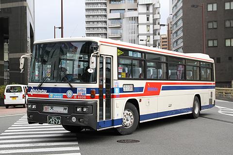 西日本鉄道「赤間急行線」 8936