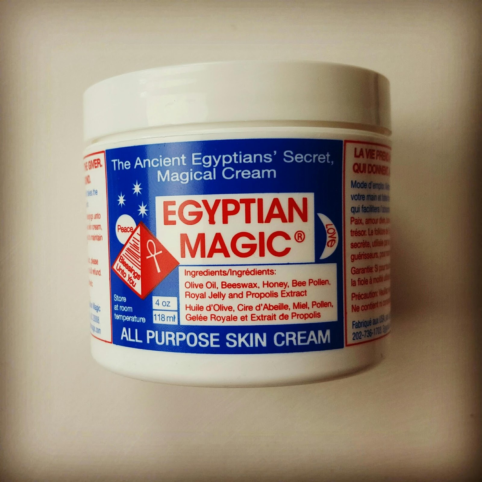 Reviews of egyptian magic cream