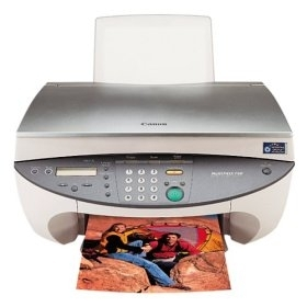 pic 1 - how to download Canon MultiPass F60 printer driver