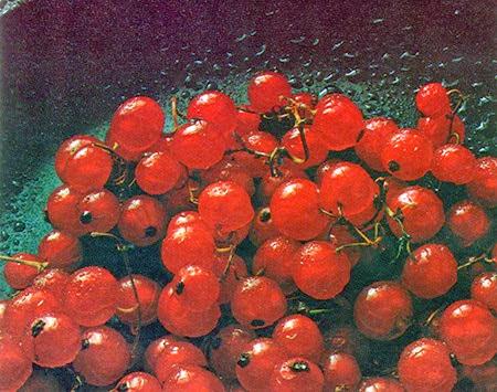 frutta di bosco