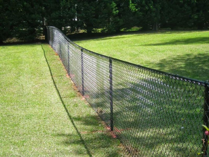 client chain link fencing