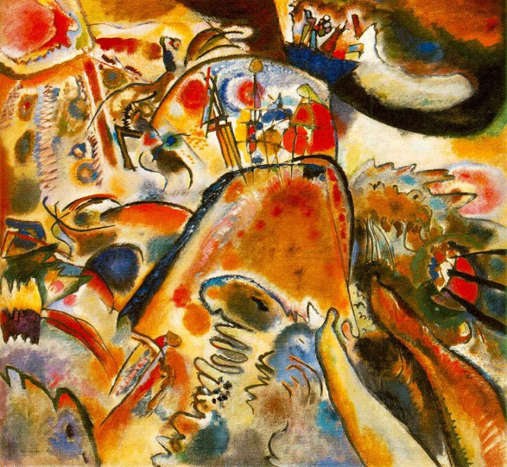 Wassily Kandinsky – Small Pleasures