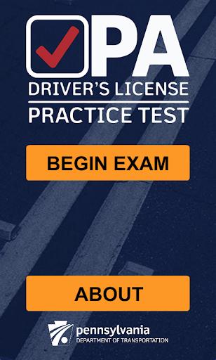 玩教育App|PA Driver's Practice Test免費|APP試玩