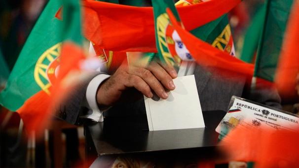 Locais de voto do Concelho de Lamego - 2015
