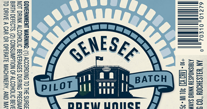 Genesee Brew House Restaurant Rochester New York