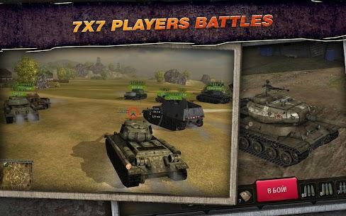 Wild tanks HD 1.25 Android Mod APK 1