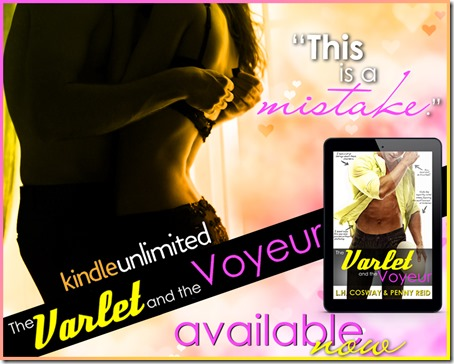 The Varlet and the Voyeur now available!
