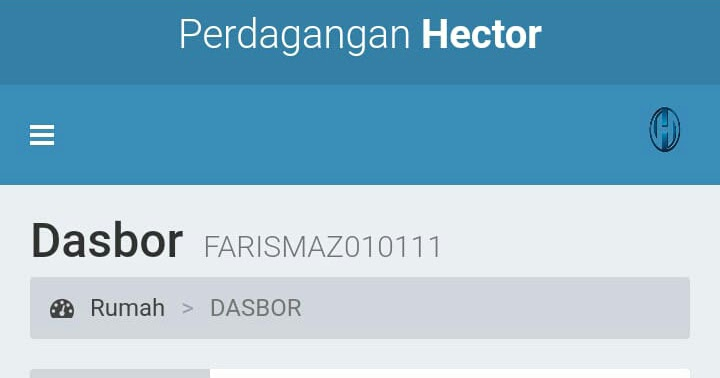 Investasi Bodong Hector