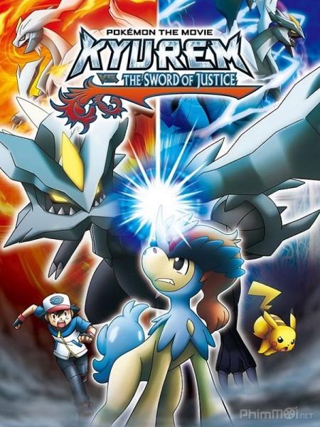 Pokemon Movie 15: Kyurem VS Thánh kiếm sĩ Keldeo - Pokémon Movie 15: Kyurem vs. the Sword of Justice (2012)