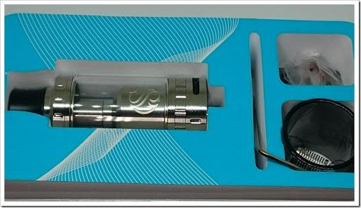 DSC 3691 thumb%25255B2%25255D - 【RTA】「AUGVAPE MERLIN RTA」レビュー。爆煙系シングルフレイバーチェイサータンク!【23mmタンク、やや過大評価感?】追記あり:デュアルビルドでフレーバー!