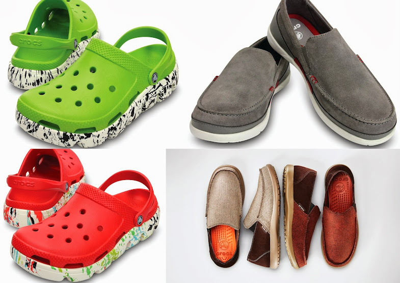 Crocs Holiday 2013 Collection