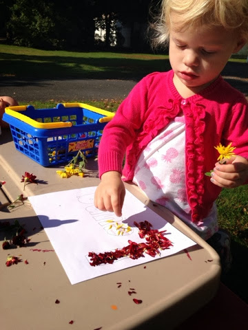 Flower Fine Motor Activity Your Therapy Source Www