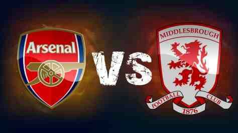 Middlesbrough vs Arsenal Highlight and Goals