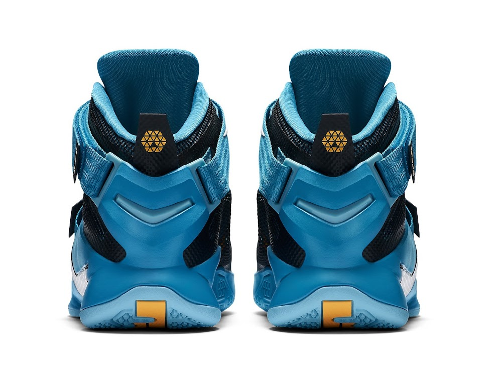 d54f596ac10f ... LeBron 13 Shares its Blue Lagoon Style with the Nike Soldier IX ...
