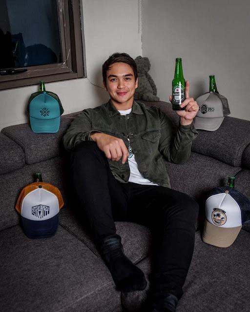 Dominic Roque of Domo Caps Fresh Experiences with Heineken