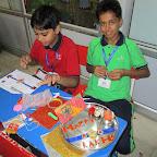 Rakhi Making Competition (Grade V to VIII) 17.08.2016