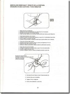 Máquina de coser VICTORIA gratis manual instrucciones