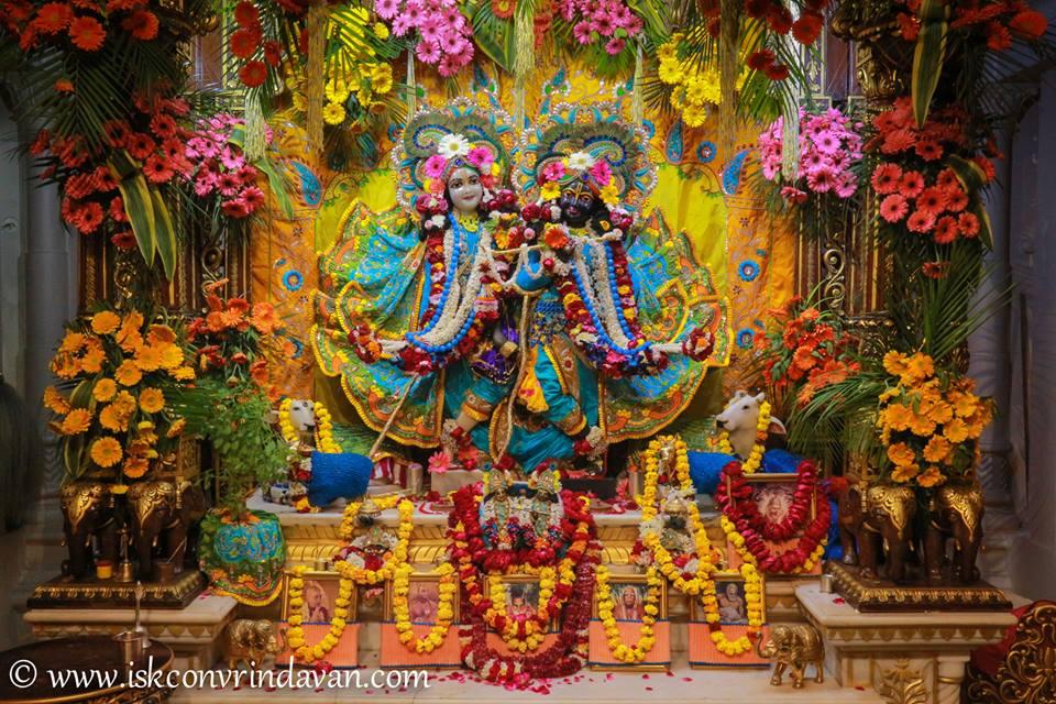 ISKCON Vrindavan Deity Darshan 03 jan 2017 (8)