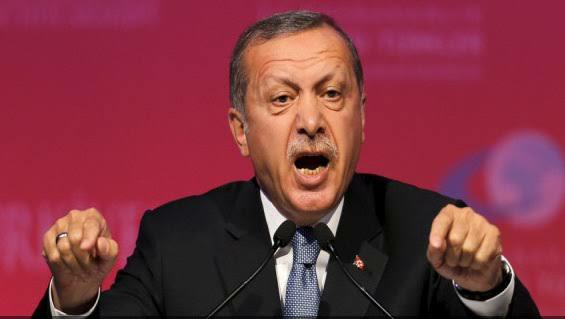Pernyataan Mercon Menyakitkan, Erdogan Minta Boikot Produk Prancis