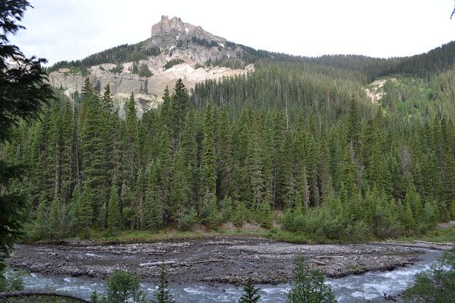 Middle Fork Cimarron River
