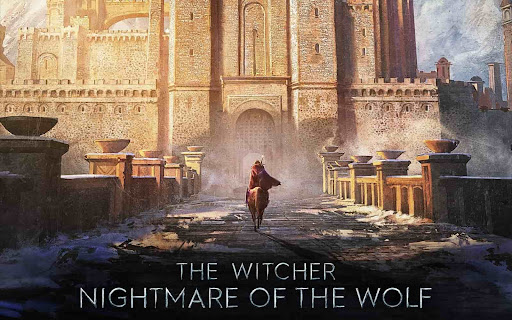 The Witcher Nightmare of the Wolf Hindi Dub