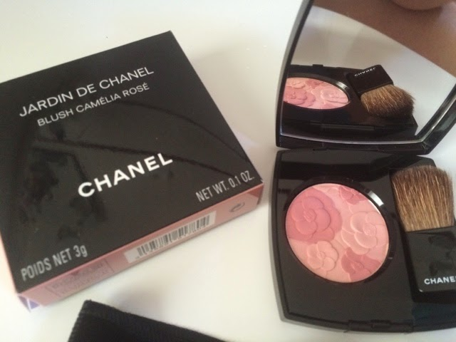My world my passions my hobby jardin de chanel for Jardin de chanel blush 2015 kaufen