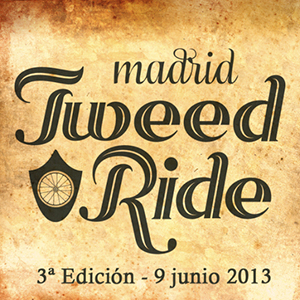 Tweed Ride Madrid 2013, el domingo 9 de junio