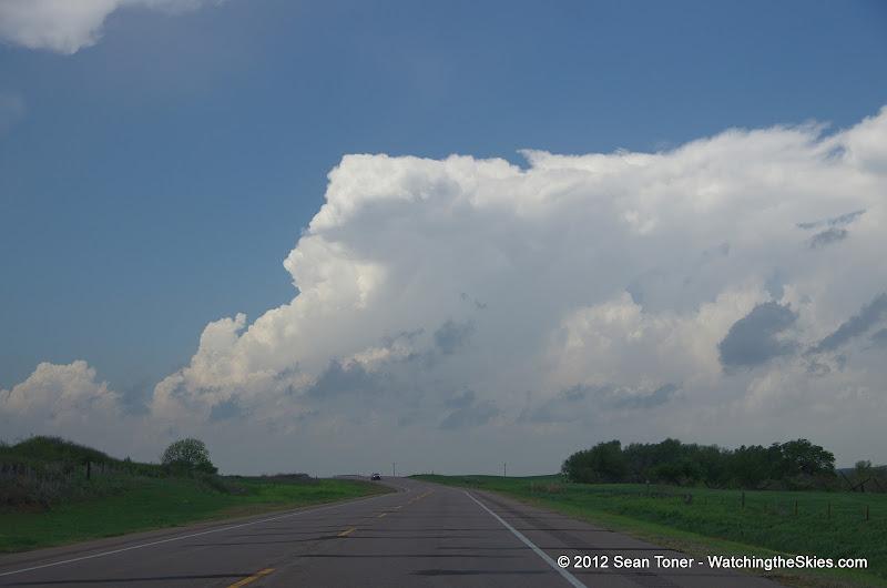 04-14-12 Oklahoma & Kansas Storm Chase - High Risk - IMGP0349.JPG