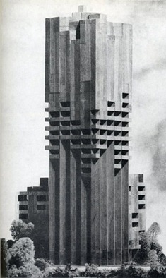 Brutalism Gian Paolo Valenti 1962