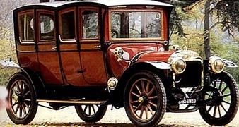 Léon Bollée 1911 G1
