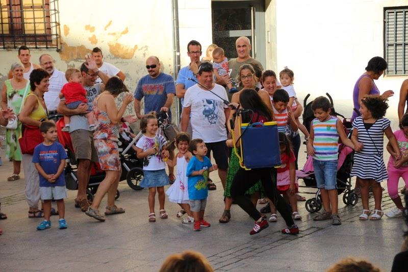 Festa infantil i taller balls tradicionals a Sant Llorenç  20-09-14 - IMG_4254.jpg