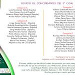 2: 3er Concurso Internacional de Guitarra Alhambra para Jóvenes 2015