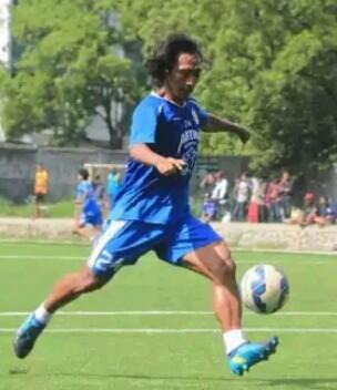 Cerita haryono 24 saat baru di Persib Bandung